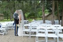 Starved Rock Weddings / Illinois' best wedding destination. Outdoor weddings overlooking historic Starved Rock or indoor weddings in the Great Hall of Starved Rock Lodge. Reception, shower and after-party venues, too! / by Starved Rock State Park & Lodge