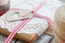 Package and gift ideas