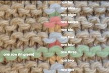 Knitting Techniques / About all the useful Knitting tips
