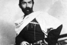 Caucasus inspiration