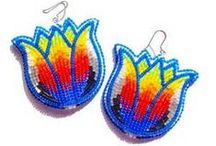 PATTERNS - EARINGS / by Anishinaabe