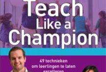 Teach / Teach like a champion