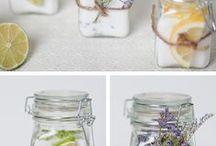 DIY Favors, Food Gifts / Food to go: as a treat, a favor, a comfort, nourishment and gifts.