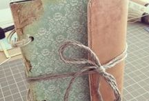 DIY mini books / Printable books, albums, tips for diy journals and scrapbooks