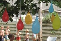 Ideas for the little ones / games, ideas, fun items, food, etc.  for the little ones