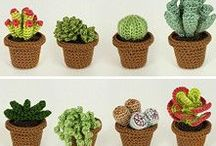 crochet/knit   cactus