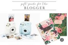 Color Me and Gift Guides / Some of the product round ups that I've  featured on my blog Blush + Jelly. From color coordinating to different occasions.