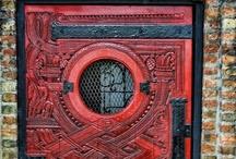 Door Accents / by Gisele Hawkins
