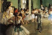 Dance <3 / by Hannah Nelson