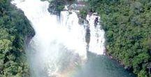 National Parks in Sta Cruz / There are five national parks and integrally managed natural areas (ANMIs) in the vast tropical state of Santa Cruz, Bolivia.   Hay cinco parques nacionales y áreas naturales de manejo integrado (ANMIs) en el departamento de Santa Cruz, Bolivia.