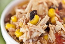 Crock Pot Recipes / by Colleen Nichole