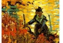 Artist: Van Gogh / by Jean Elizabeth Ward