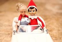 <3 Elf on the Shelf / www.elfontheshelf.com / by Kate Overton