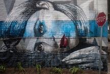 Street Art / by Gisele Hawkins