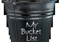My Bucket List / by Trisha Alexander