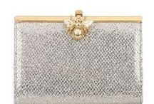 W&G Coco / The 'Coco' is our mid-size metal frame clutch bag, inspired by the elegance and glamour of the 1930's
