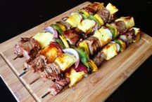 Kabobs / by Georgia Beef Board