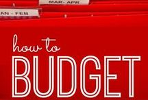 Budgeting Makes Me Happy / by Lauren Arney