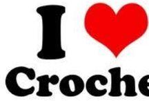 crochet / by Eneida Andrade