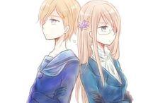 Anime...? (^.^) / I own nothing✨