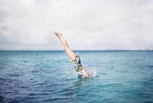 Diving & Jumping