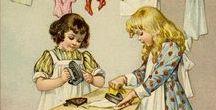 Ironing & Vacuumcleaning...