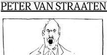 Illustrator // Peter van Straaten