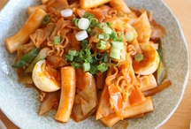 Kimchi'd Dishes  / Kimchi plays a starring role in these delicious dishes.