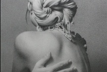 Figurative and Portrait Drawings / by Michael Bailey
