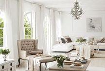 inspire: living rooms / by Maison de Pax