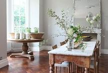 inspire: dining rooms / by Maison de Pax