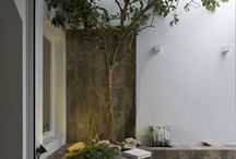 Architecture - Interiors and outdoors