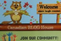 All About Canadian Blog House