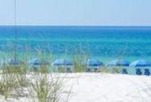 Pensacola Beach Living / Pensacola Beach is a picturesque destination for vacation or relocation to the Florida Gulf Coast. #PensacolaBeach