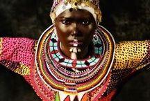 Beaded Tribal jewellery
