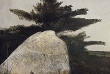 A Wyeth Tradition / A collection of the first family of American Art, NC, Andrew, & Jaime Wyeth / by Michael Bailey
