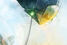 Concept Art / by Alejandro Lara