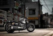 Motorcycle stuff / Vroemm baby..