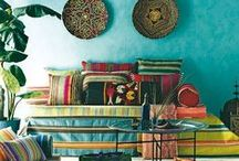 Interiors / Here are some inspiring interiors I have visited or love.