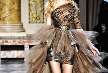 couture dresses ; x