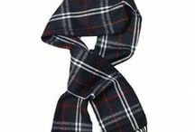 **TailorFactory Scarf Collection** / Mens Scarves