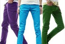 Fashion Trend l Bright Pants
