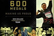 Glasgow 2014 / Commonwealth Games 2014 / by NZ Olympic Team