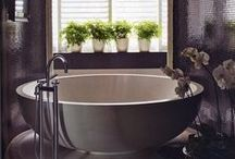 Tub Life / Everything about bath, sinks, and relaxation. | A collection of relaxing tub and spa ideas.