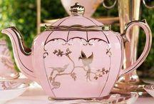 let's have a tea party ; x