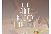 Art Deco Echo / A collection of all things art deco