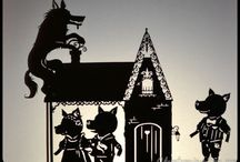 Sprookje: de Drie Kleine Biggetjes