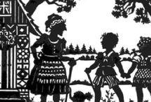 Sprookje: Hans en Grietje