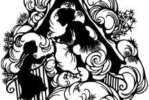 Sprookje: Vrouw Holle
