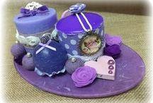 candele / candele decorate